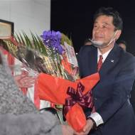 市長 選挙 宇城